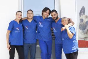 Pelekanis Vet Clinic Team