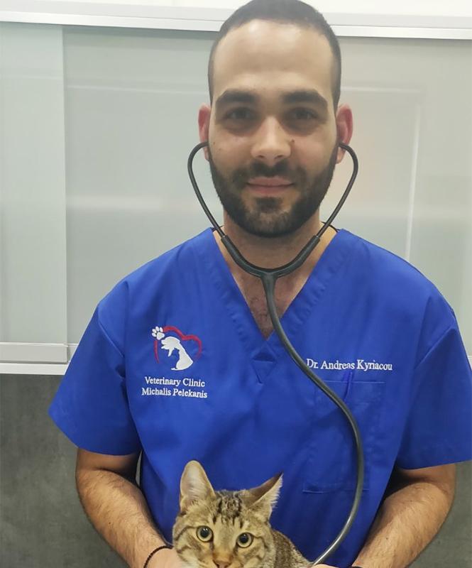 Dr Andreas Kyriacou